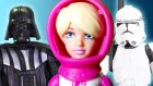 Barbie ve Star Wars Macerası | EvcilikTV Barbie Bebek