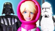 Barbie ve Star Wars Macerası | EvcilikTV Barbie Bebek