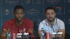 Donk: 'Finallere gidebilecek bir kaliteye sahibiz'