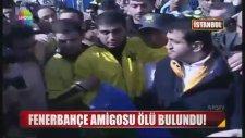 Fenerbahçe Amigosu Sefa Kalya Vefat Etti