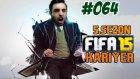 Fifa 15 Antrenör Kariyeri | Gururlan Türkmund Ailesi | 64.Bölüm | Türkçe oynanış seri