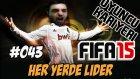 Fifa 15 Oyuncu Kariyeri | Costur bizi Ronaldo feat. Ümidi | 43.Bölüm | Türkçe oynanış seri