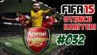 Fifa 15 Oyuncu Kariyeri | Ümidi Ailesi Sampiyonlar Liginde| 32.Bölüm | Türkçe oynanış seri