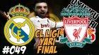 Fifa 15 Oyuncu Kariyeri | Yari Final Sampiyonlar ligi | 49.Bölüm | Türkçe oynanış seri