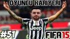 Fifa 15 Oyuncu Kariyeri   Yeni Takim, yeni Yil   51.Bölüm   Türkçe oynanış seri