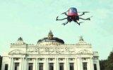 İnsan Taşıyabilen Drone