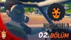 Komutan Sarp | Hurtworld | Bölüm 2 Türkçe Multiplayer - Oyun Portal