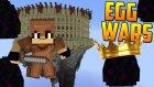 Minecraft | Egg Wars 1- 5 Elmas Boşuna Gitti :( / Omega360