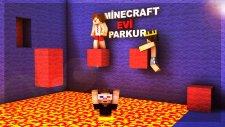 Minecraft Evi Puzzle Parkur Haritası