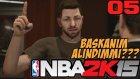 NBA 2K15 Türkçe | Takima alindimmi Baskanim? | 5.Bölüm | Ps4 | Kariyer