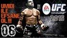 EA SPORTS UFC 15 | birakin gelsin birakin | 6.Bölüm | Türkçe oynanış seri