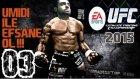 EA SPORTS UFC | artik Profesyonel Sporcu Ümidi | 3.Bölüm | Ps4