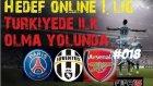 Fifa 15 | Online Ligi | 18.Bölüm | 4.Lig