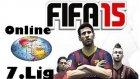 Fifa 15 Online Ligi | Real Madrid - Bayern München | 9.Bölüm