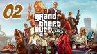 Gta 5 | Playstation 4 | 2.Bölüm | 2 Karakterin bulusmasi