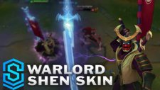 League of Legends - Warlord Shen / Skin Spotlight (2016 Update) Pre-Release