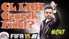 Türkiye Süper Lig Kariyeri | Fifa 15 | 47.Bölüm | Sampiyonlar Ligi, Liderlik, Uefa ile olaylar