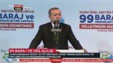 Cumhurbaşkanı Erdoğan'dan Greenpeace Esprisi