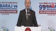 Cumhurbaşkanı Recep Tayyip Erdoğan Espri Yaptı