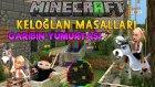 Minecraft Keloğlan Masalları 3 - Gariban'ın Yumurtası! - Özel Harita - Ahmetaga