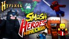 Minecraft  Süper Kahraman Savaşları! |-Efsanevi Örümcek Adam! / Tto