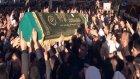 Sefa Kalya'nın cenazesine binlerce insan katıldı