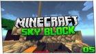 #5 Minecraft: SkyBlock - Otomatik Kömür Makinesi