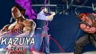 Gerçek Hayatta Kazuya ve Devil'in Taekwondo Stillerini Yapan Adam