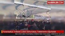 Sefa Kalya, Fenerbahçe Tribün Lideri Tekbirlerle Son Yolculuğuna  Uğurlandı