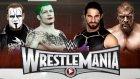 Wwe 2k16 Kariyer - Wrestlemanıa - 33.bölüm  / Burakoyunda