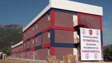 Altınordu'dan yeni tesis