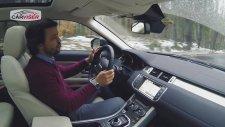 Range Rover Evoque 2.0 Td4 Test Sürüşü