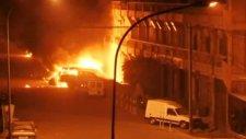 Burkina Faso'da Otele Yapılan Kanlı Saldırının Görüntüleri