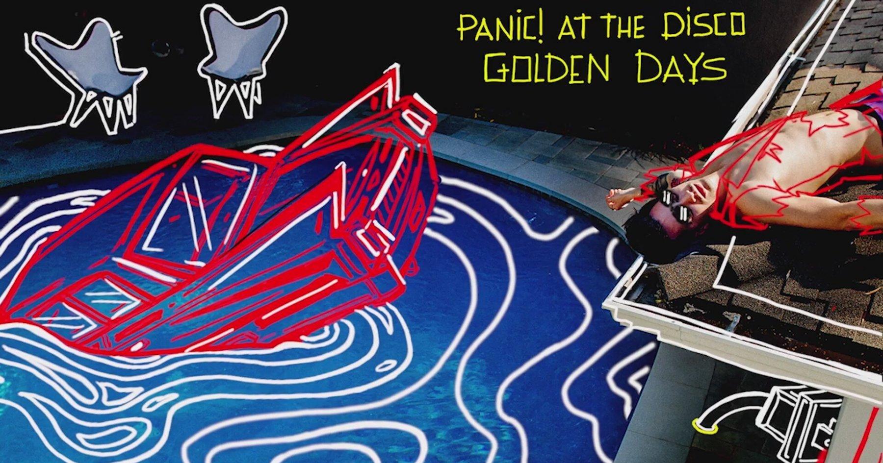 Panic at the Disco - Golden Days Dinle | İzlesene.com