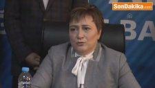 Adana -Çevre ve Şehircilik Bakanı Fatma Güldemet  Sarı