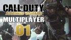 Call of Duty: Advanced Warfare MP #1 (w/ AzeLZa, zeoNNN)