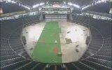 Japonya'daki Stadın Beyzbol Sahasından Futbol Sahasına Dönüşümü