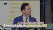 Adnan Oktar'ın kitapları İsrail'in ünlü TV kanalı i24 News'ta tanıtıldı
