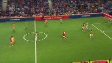Galatasaray Veteran 1-3 Fenerbahçe Veteran (Gol Serhat Akın)