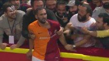 Galatasaray Veteran Takımı 5 - 5 Fenerbahçe Veteran Takımı (Gol Ümit Karan)