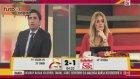 GS TV spikerinin penaltı sevinci