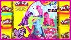 Oyun Hamuru Play Doh İle My Little Pony Seti Yapımı Evciliktv