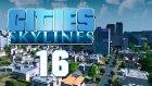 SALGIN MI BAŞLIYOR?   Cities: Skylines #16 (Türkçe)