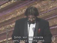 Al Pacino - Oscar Ödülü Konuşması (1993 - Altyazılı)
