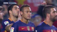 Arda Turan İkinci Asistini Yaptı Barcelona 6-0 Athletic Bilbao