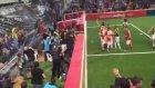 Hasan Şaş'ın Olaylı Fenerbahçe - Galatasaray Salon Futbolu