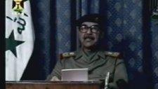Saddam Hüseyin İşgal Konuşması