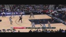 San Antonio Spurs'ten Muhteşem Oyun! Baş Döndürdüler...