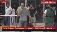 Sivaslılar Çıldırdı!! Yekta Kurtuluş, Galatasaraylı Fotoğrafını Değiştirmedi.