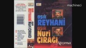 Aşık Reyhani - Arzum